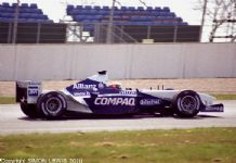 Williams FW24 BMW Ralf Schumacher Silverstone 2002(a)